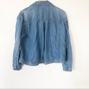 Free People Jackets & Coats - Free people Denim Jacket